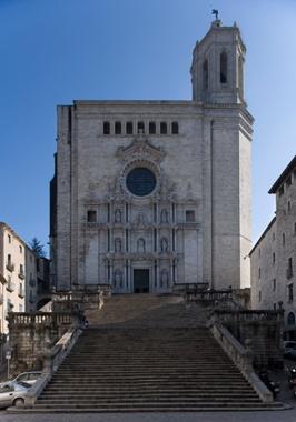 Restauració de la Façana i Escalinata de la Catedral de Santa Maria de Girona