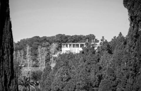 Ampliació de l'Edifici de Manteniment del Jardí Botànic de Barcelona