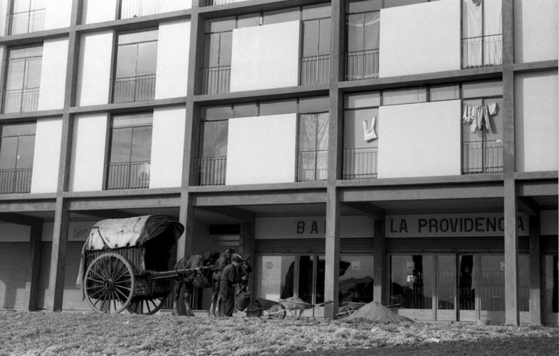 Bloc C del Polígon Montbau