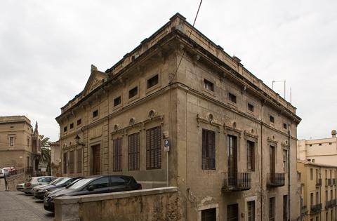 Sala l'Odeón i Casa Artau