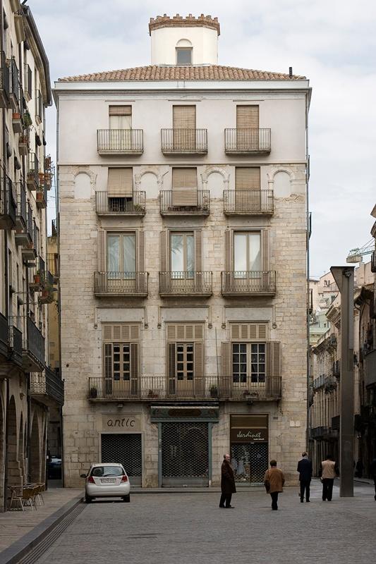 Restauració de la Casa de la Generalitat