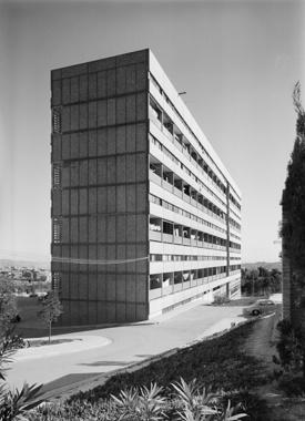 Bloc O del Polígon Montbau
