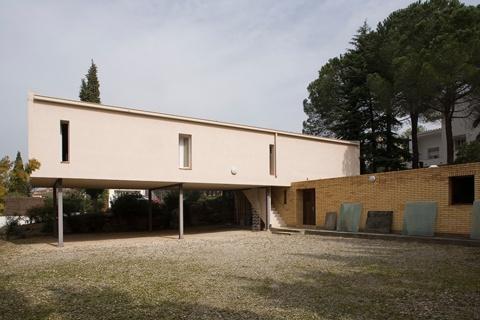 Casa per a l'Escultor Domènec Fita