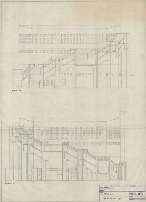 PIHER Badalona Factory (Phase 2)