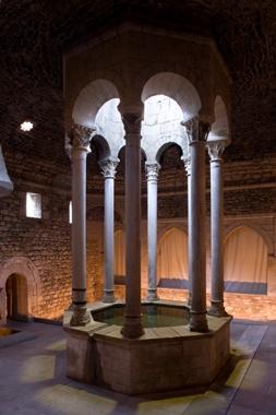 Primera Restauració dels Banys Àrabs