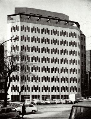 Edifici Vilamarí 81