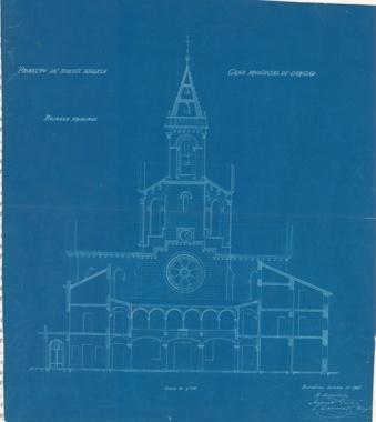 Nova Església de Santa Maria de Montalegre