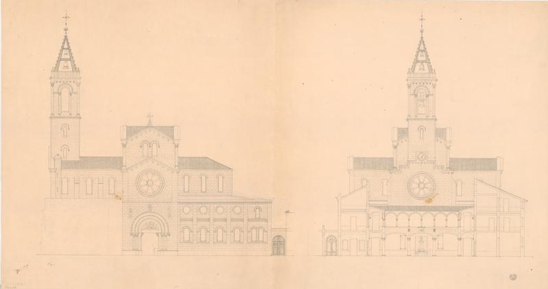 Nueva Iglesia de Santa Maria de Montalegre