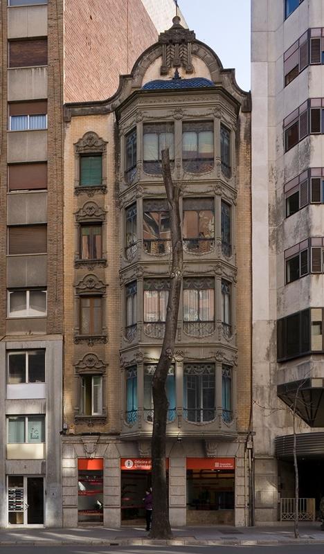 Bloc d'Habitatges Auguet
