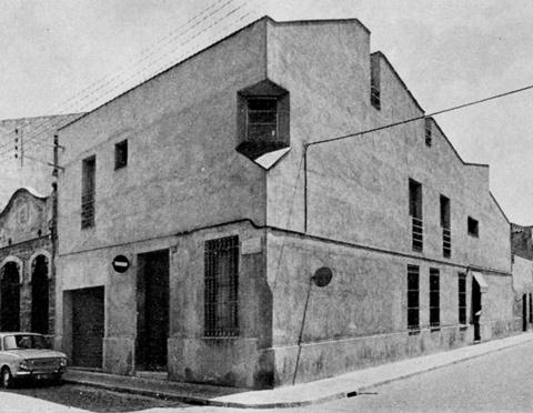 Casa Bosch i Cardellach