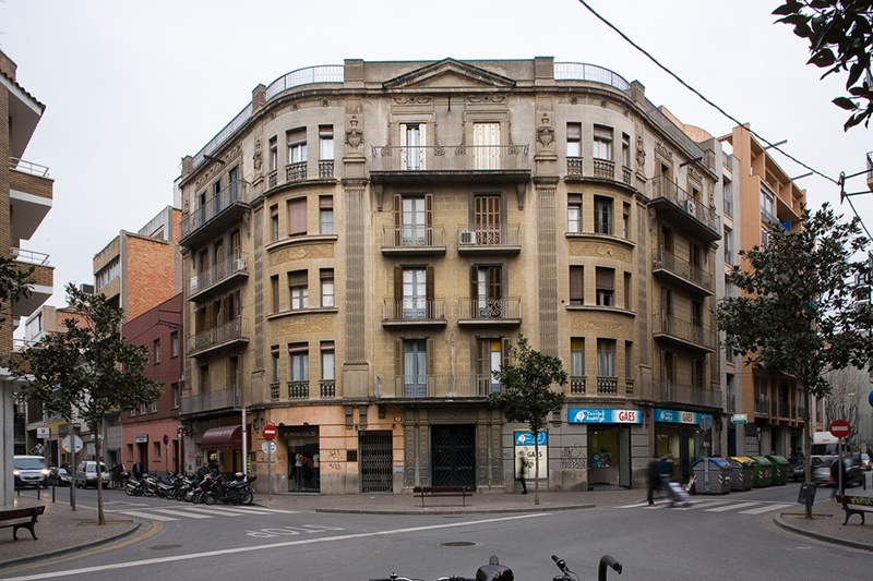 Bloc d'Habitatges Pla Cargol