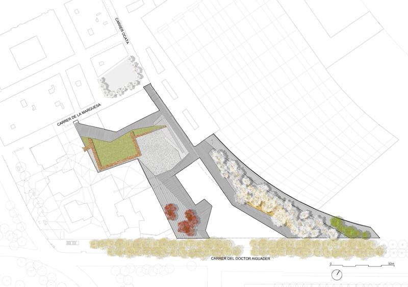 Urbanització de l'Entorn del Baluard del Migdia