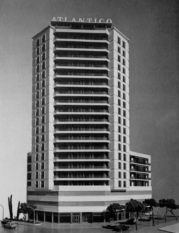 Edifici Atlàntic