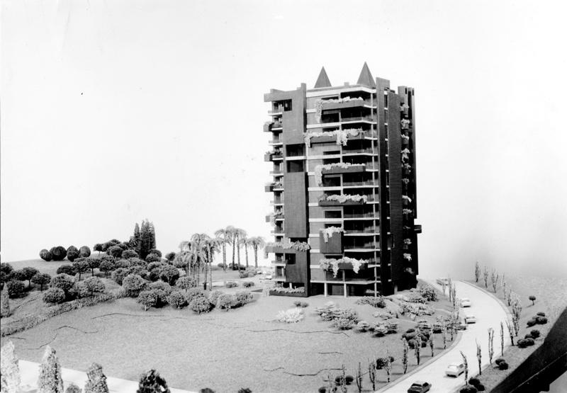 Cervantes Tower Block