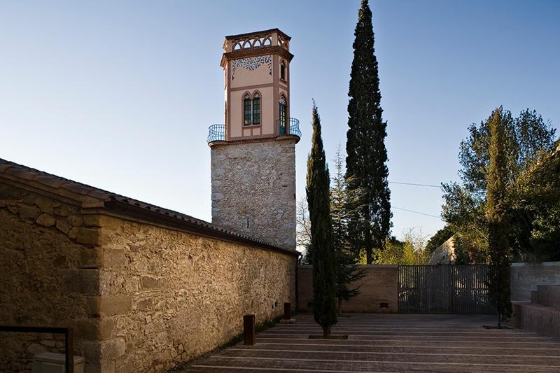 Reconstrucció de la Capella de Sant Nicolau