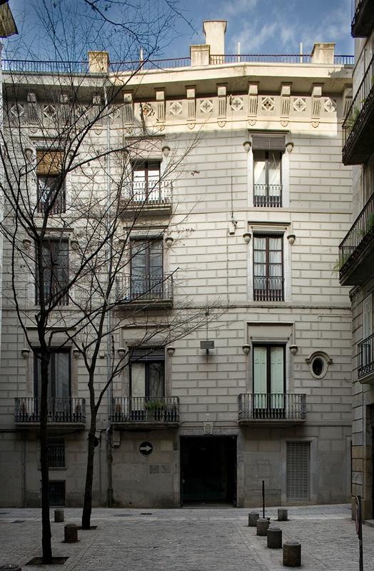 Reforma de la Casa Joaquim Vinyals