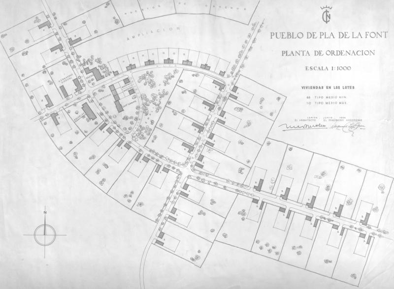 Poblat de Colonització el Pla de la Font