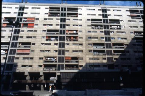 Conjunt de 168 Habitatges a la Gran Via